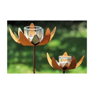 Zapichovací záhradný lampáš Ancona
