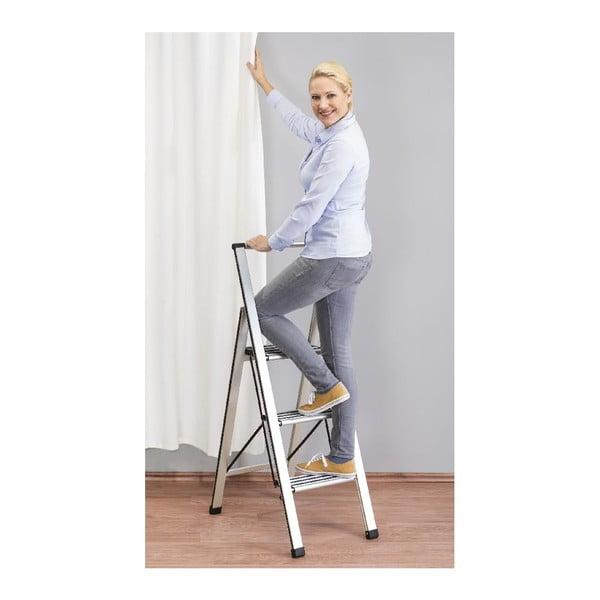 Skladacie schodíky Wenko Ladder, 131 cm