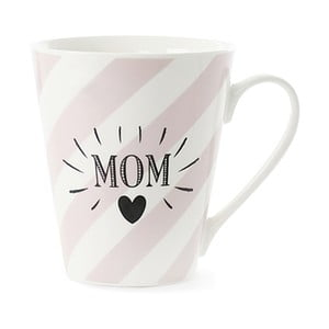 Porcelánový hrnček Miss Étoile Coffee Mom, Ø 8,5 cm
