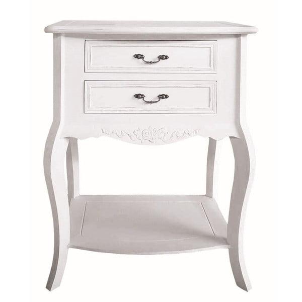 Nočný stolík Vichy, 40x55x73 cm