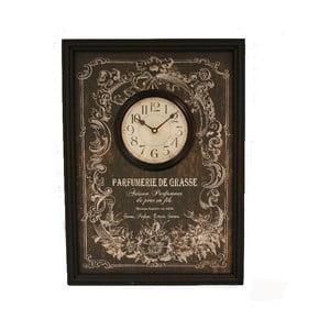 Nástenné hodiny Antic Line Parfumerie de Grasse