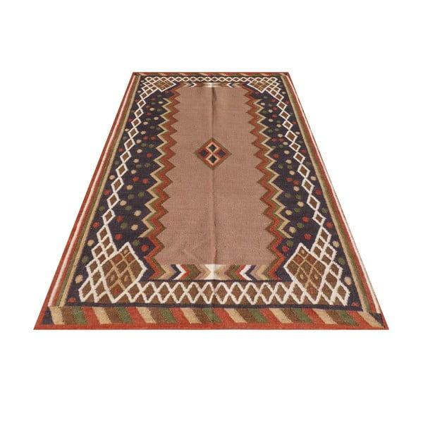 Vlnený koberec Kilim No. 723, 155x240 cm