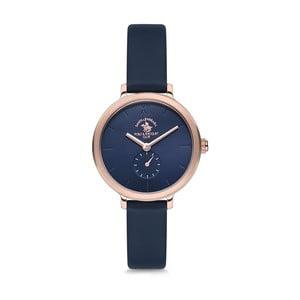 Dámske hodinky s koženým remienkom Santa Barbara Polo & Racquet Club Youngster