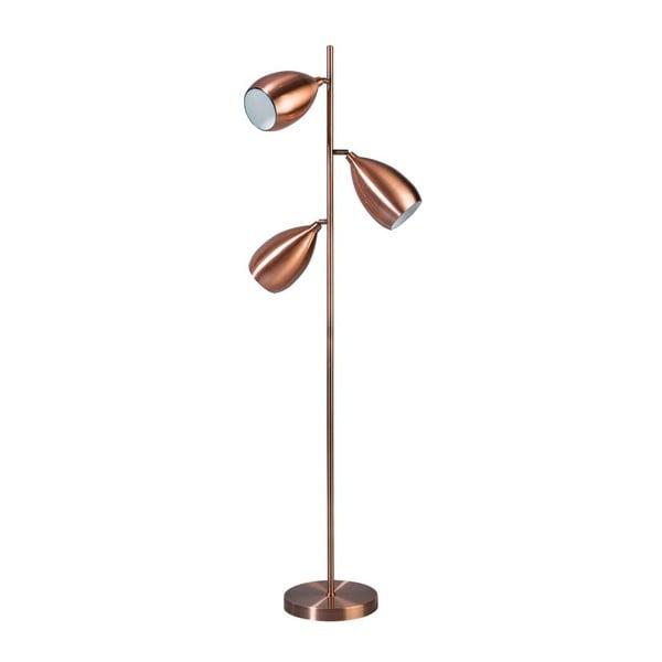 Medená stojacia lampa ETH Ajaccio Copper Kieran