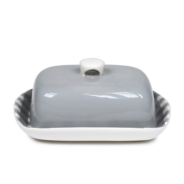 Keramická nádoba na maslo Marieke Grey