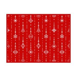 Sada 2 obdĺžnikové prestieranie Crido Consulting Festive Decorations, 40×30 cm
