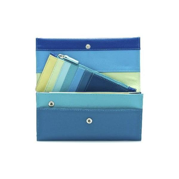 Peňaženka a obal na kreditné karty Matinee Blue