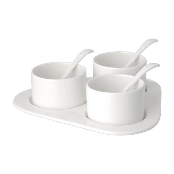 Porcelánové servírovacie misky