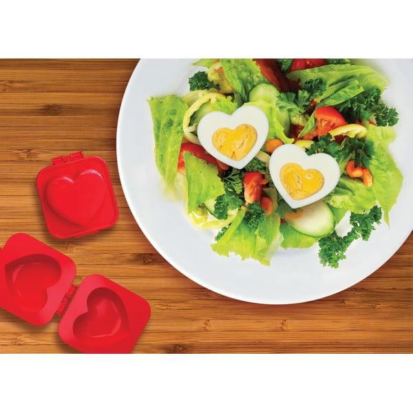 Forma na srdiečkové vajcia Gift Republic