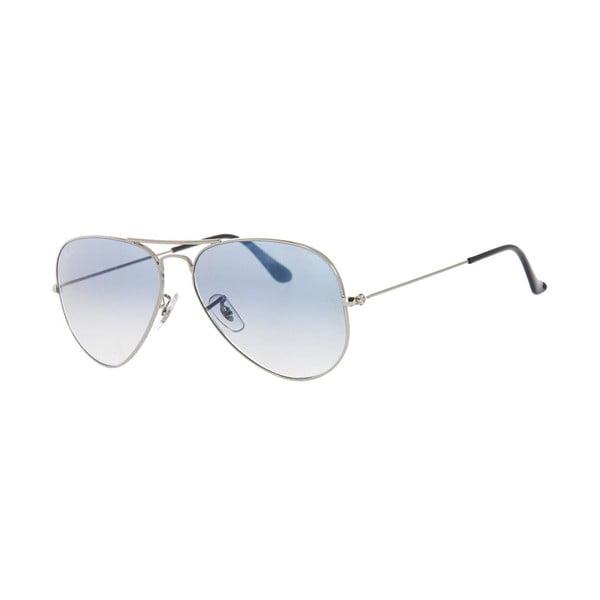 Unisex slnečné okuliare Ray-Ban 3025 Silver 62 mm