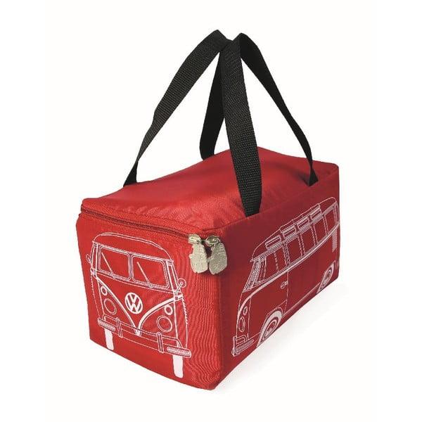 Pikniková taška s dekou VW Camper Red
