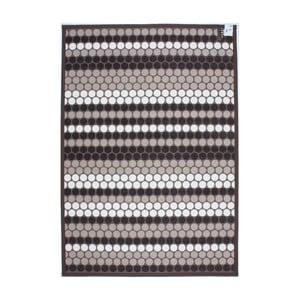 Koberec NW Stripes Brown, 80x150 cm
