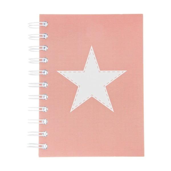 Zošit Stars Rosa