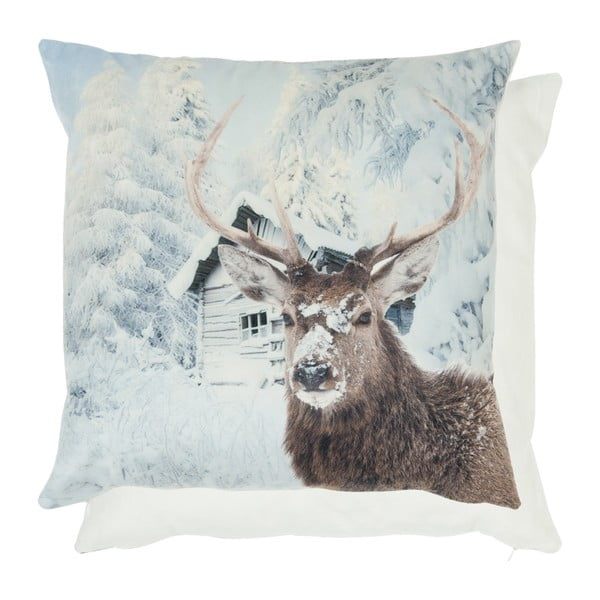 Obliečka na vankúš  Clayre & Eef Playful Deer