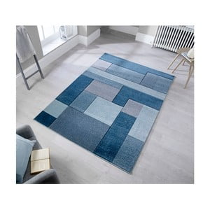 Koberec Flair Rugs Cosmos Denim, 160 × 230 cm