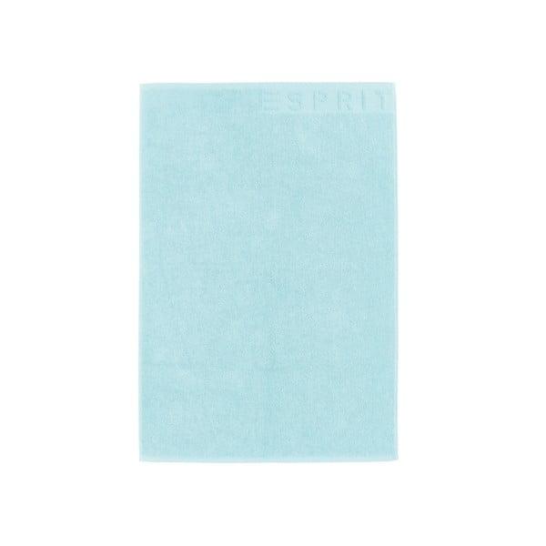 Kúpeľňová predložka Esprit Solid 60x90 cm, svetlo modrá