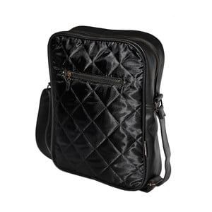 Taška Mum-ray Furry Black Bag