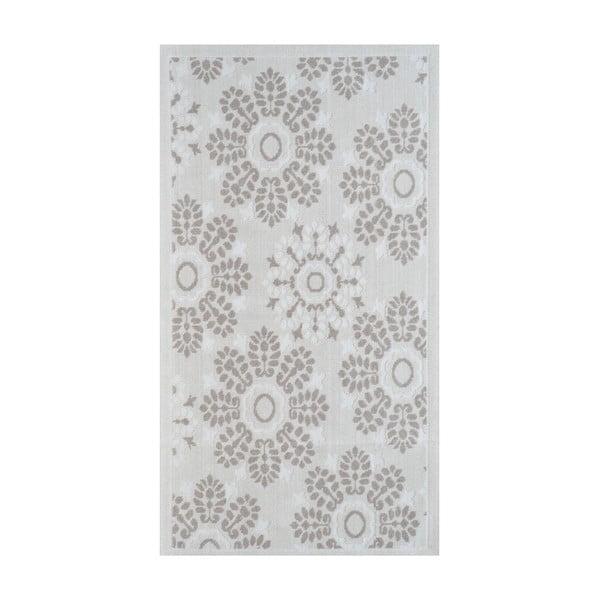 Béžový odolný koberec Vitaus Penelope, 140x200cm