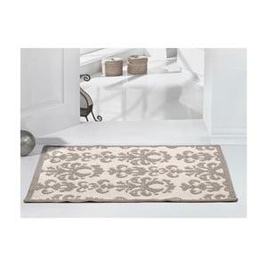 Koberec Cotton Boucle Beige, 80x120 cm