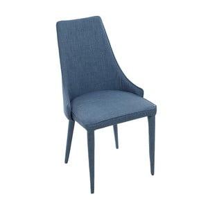 Stolička Fabric Blue