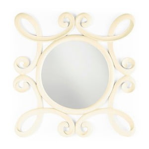 Zrkadlo New White, 100x100 cm