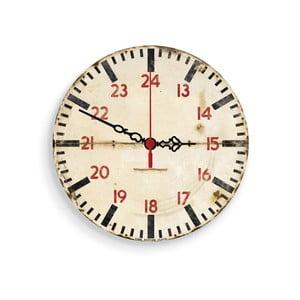 Nástenné hodiny Faded, 30 cm