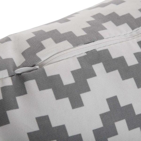 Vankúš z bavlny VERSA Chevron, 45×45cm