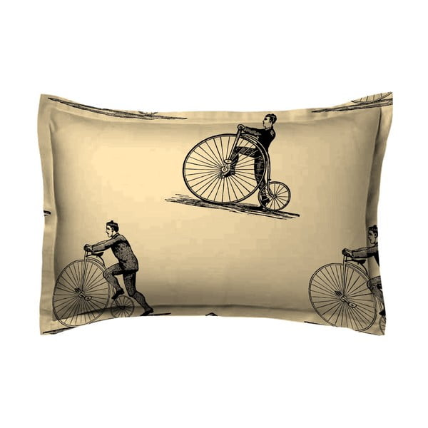 Obliečka na vankúš  Hipster Unicycle, 50x70 cm