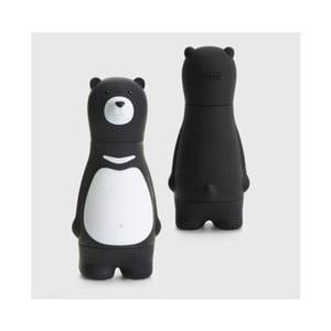 Čierna sada skrutkovačov s vymeniteľnými nástavcami Gift Republic Bear