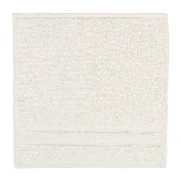Krémový uterák Matt, 32 x 32 cm