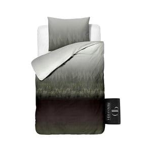 Bavlnené obliečky Dreamhouse Forest Grey, 140 x 220 cm