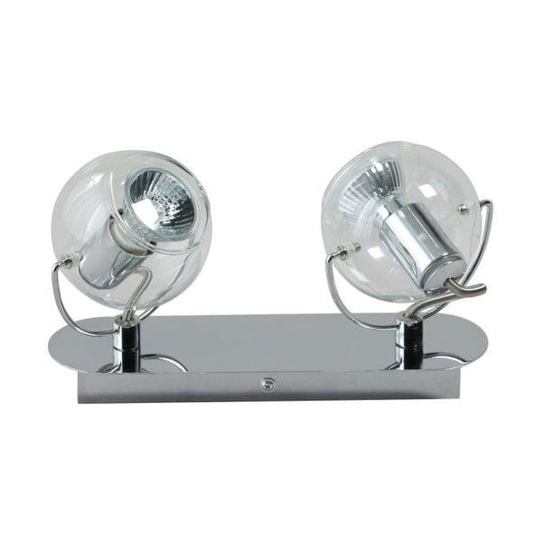 Stropné svietidlo Vetro Silver Duo