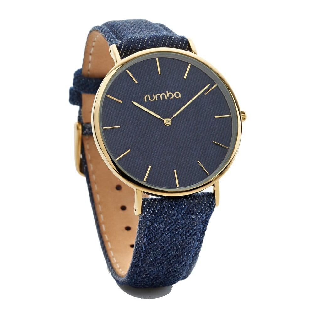 Dámske modré hodinky Rumbatime Soho Denim  8bf75bcbb41