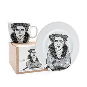 Hrnček a tanierik Agatha, tá najpredávanejšia