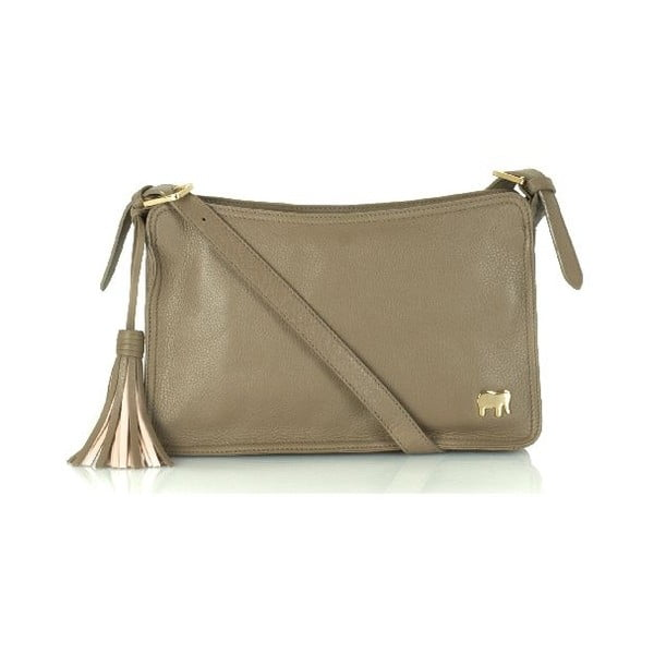 Kabelka Medium Shoulder Taupe