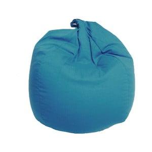 Modrý sedací vak Evergreen Houso Trendy