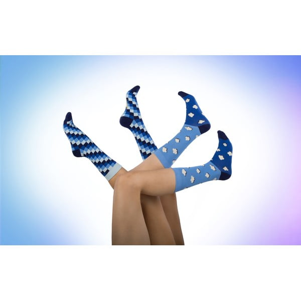 Ponožky Ballonet Socks Pixel, veľkosť36-40