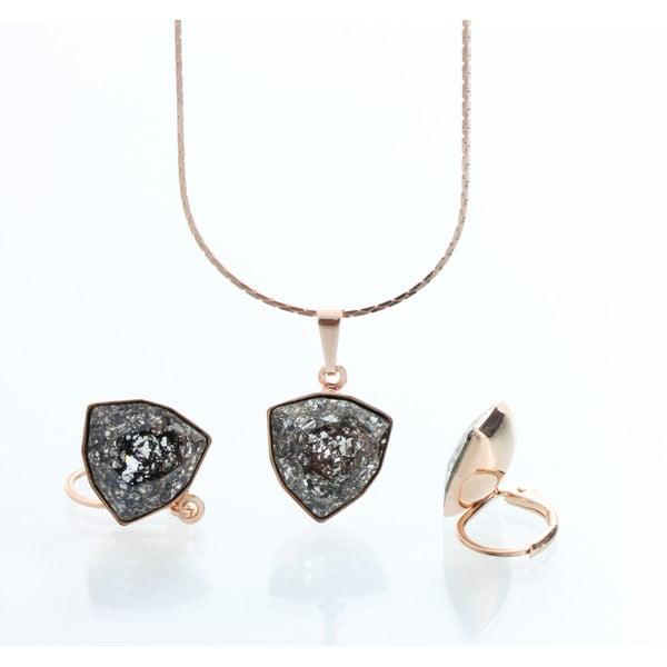 Set náhrdelníka a náušnic so Swarovski Elements Laura Bruni Kloma