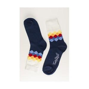 Unisex ponožky Funky Steps Waltz, veľkosť 39/45