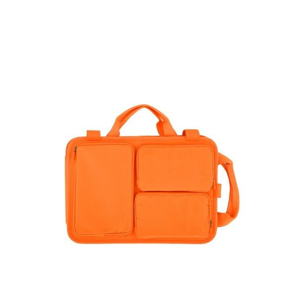 """Taška na notebook 13,5"""" Moleskine, oranžová"""