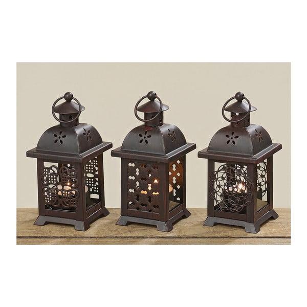 Sada 3 lampášov Emma