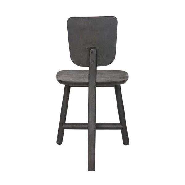 Sada 2 drevených stoličiek Roost Black