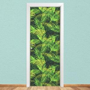 Samolepka na dvere LineArtistica Fabiana, 80×215cm