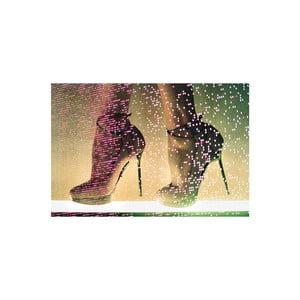 Obraz Neon Catwalk, 41 x 61 cm