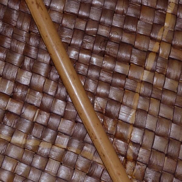 Rákosová dekorácie Cane Brown, 200 cm