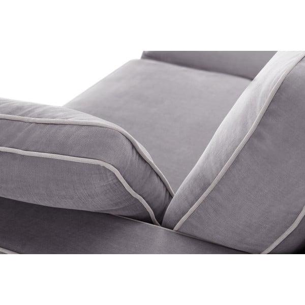 Dvojdielna sedacia súpravaJalouse Maison Serena, sivá