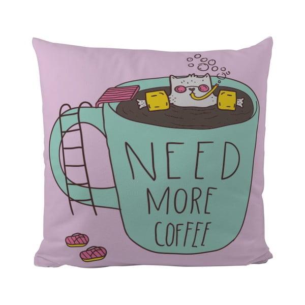Vankúšik Butter Kings Need Coffee