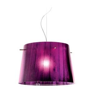 Stolná lampa Woody Purple