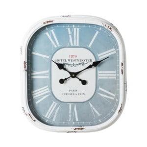 Modré hodiny Ixia Old Time