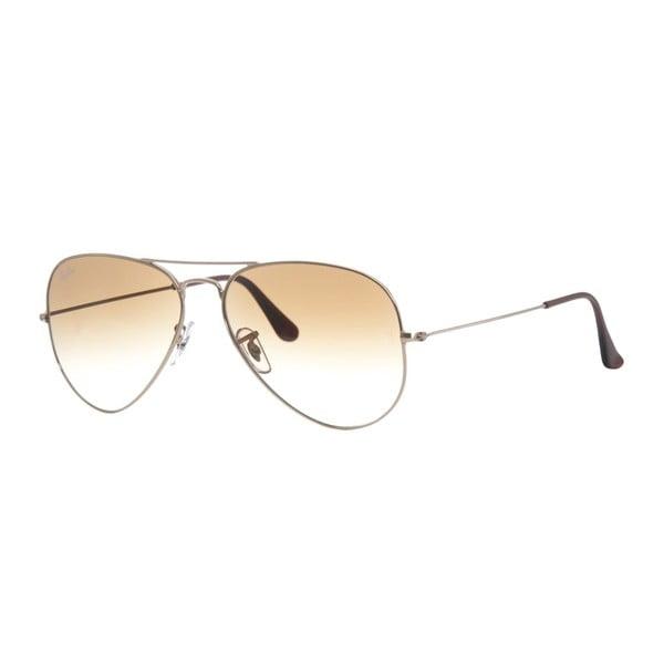 Unisex slnečné okuliare Ray-Ban 3025 Brown Gradient/Gold